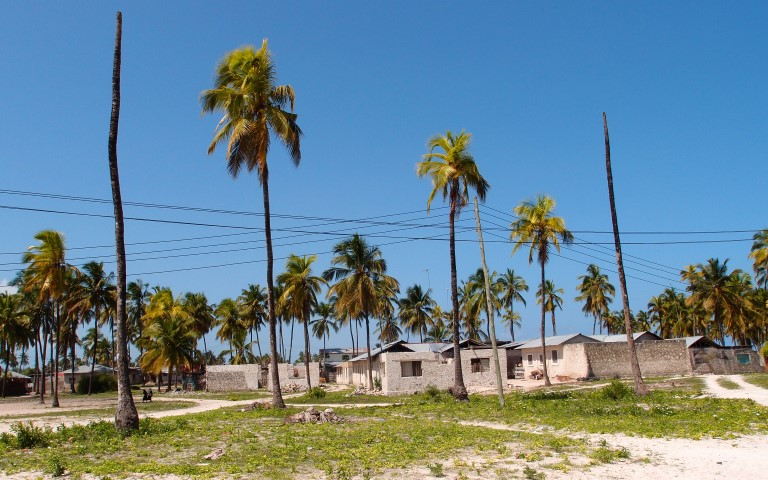 Paje village