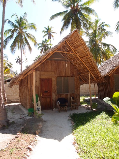 My private bungalow