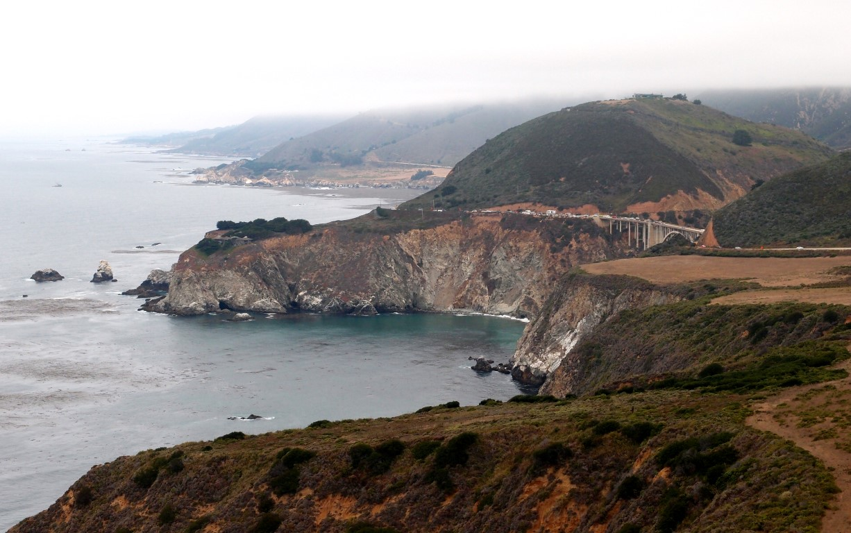 Highway 1 and the Big Sur