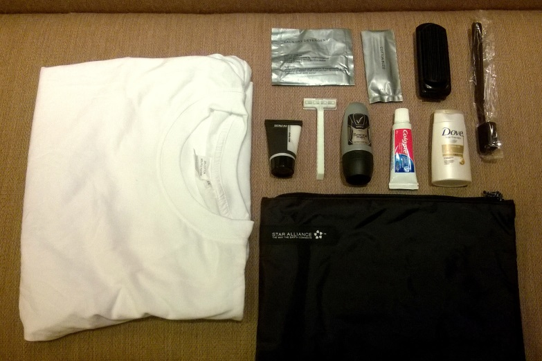 Male Overnight Kit