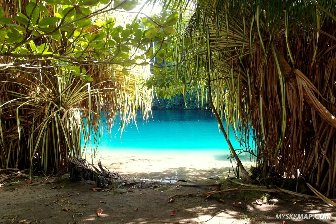 Blue Lagoon - amazing colors