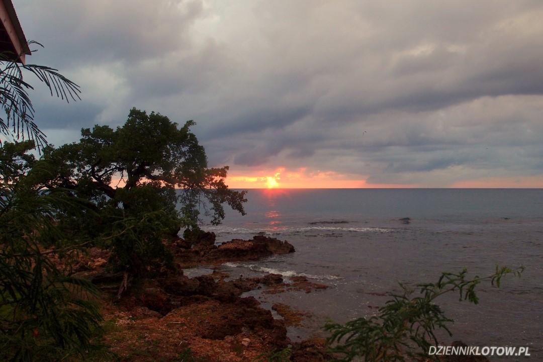Treasure Beach - sunset at Jack Sprat