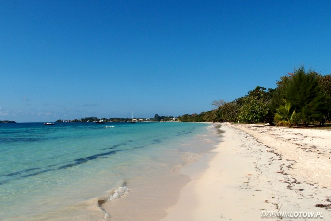 Negril - Seven miles beach