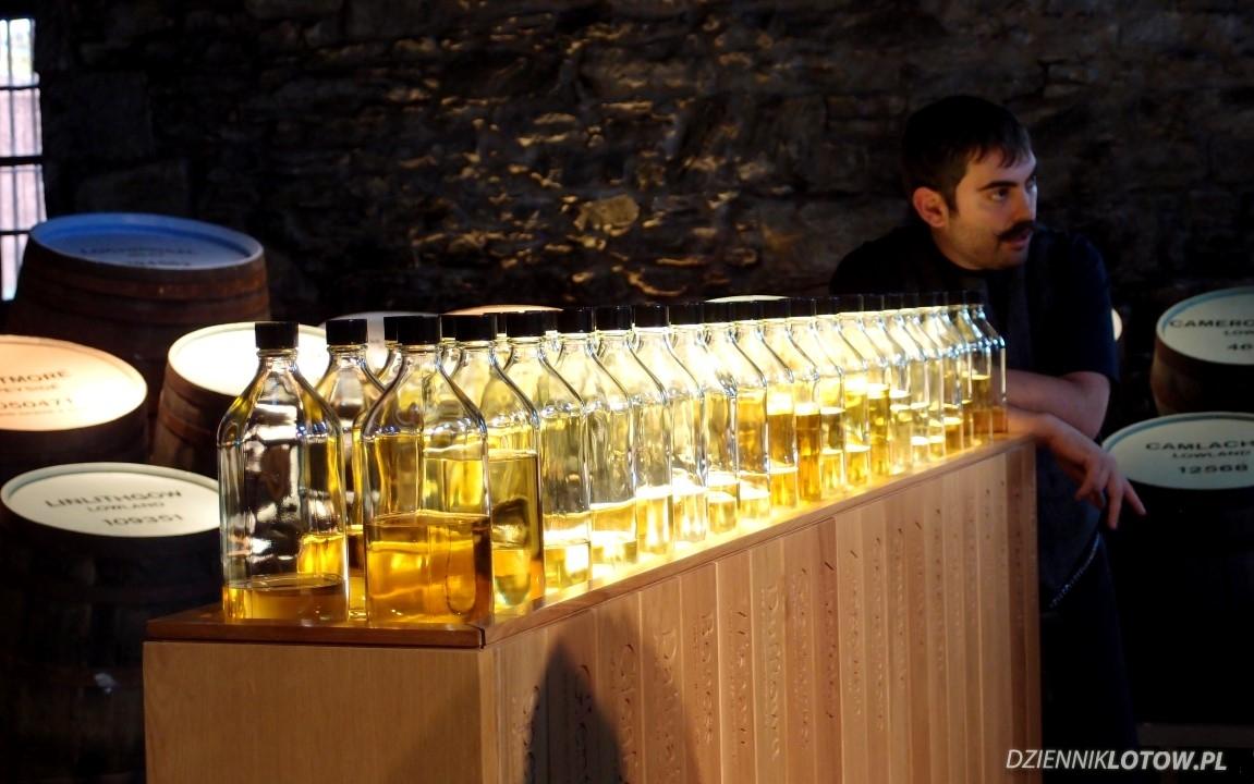 Aberfeldy Dewar's Destillary